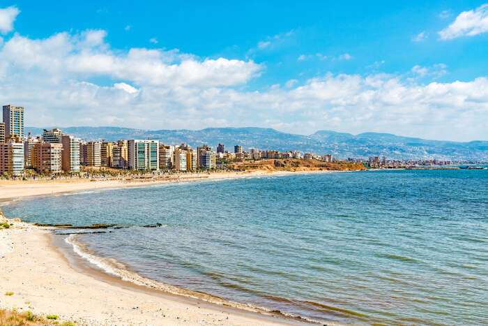 Top 6 Beaches In Beirut For A Fun Holiday By The Sea