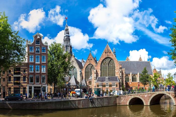 Famous and fabulous Dutch Churches