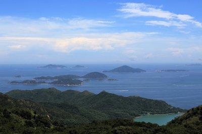 Major marine attraction of Hong kong