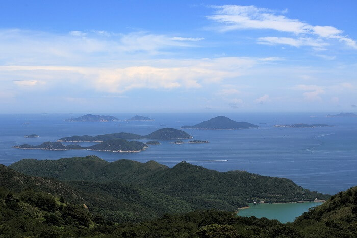 Major marine attraction of Hong kong