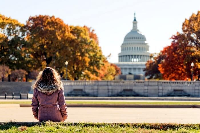 Must have experiences in Washington D.C