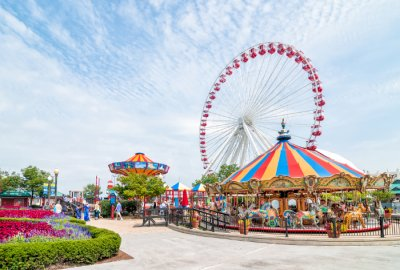 Best Theme Parks In Chicago