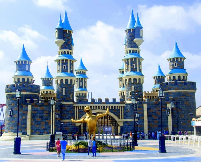 Theme parks in Istanbul