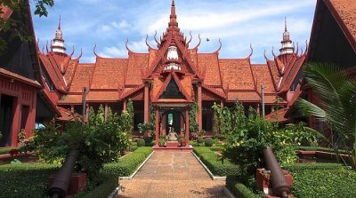 major attractions in Phnom Penh