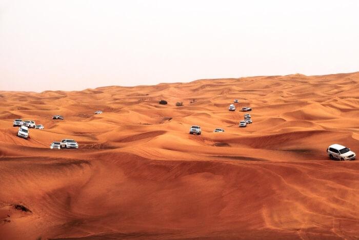 Sahara Gate
