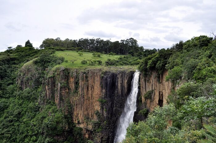 Howick Falls in South Africa