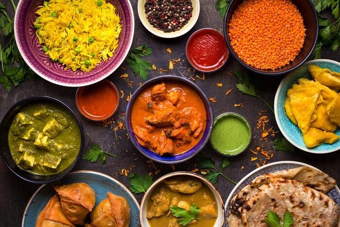 indian restaurants berlin