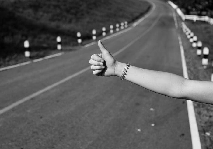 hitchhiking free