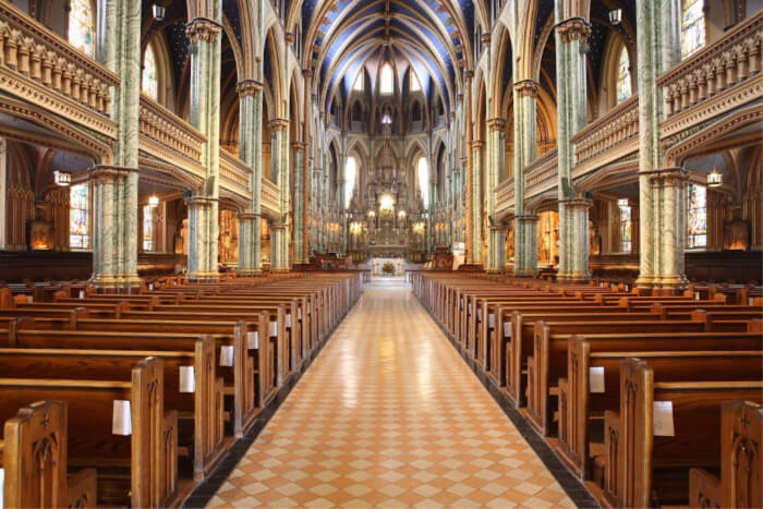 Churches in london