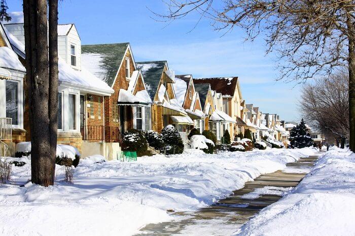 Perfect Chicago destination in Winter