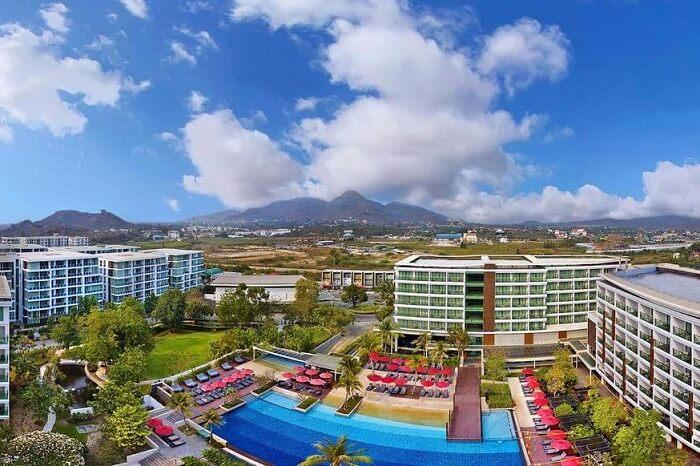 4 Star Hotels In Thailand