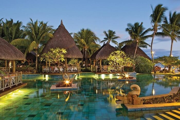 Best 5 Star Hotels In Flic En Flac Mauritius Places To Stay In Flic