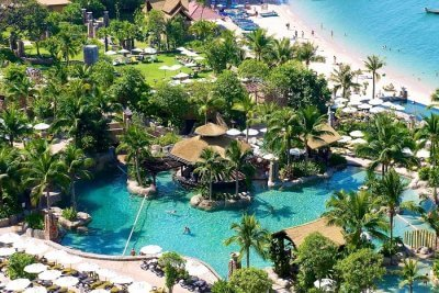 5-star hotels in Pattaya
