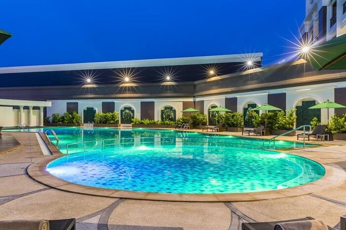 5-star hotels in Pattaya near Walking Street