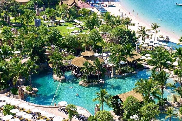 5-star hotels in Pattaya