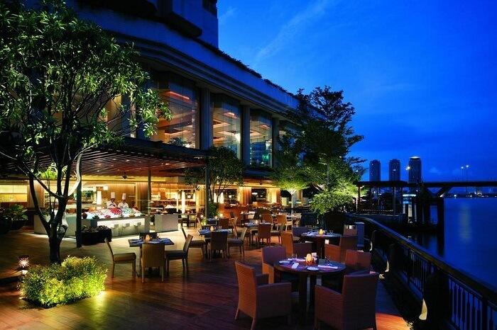 5-star hotels in Thailand