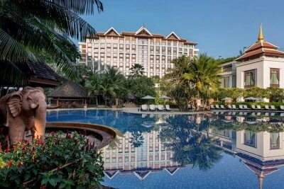 5 star hotels in chiang mai