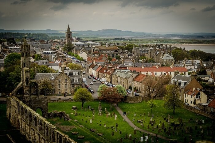 8 Day Trips From Edinburgh cover img