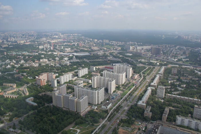 87 floor Observation Deck