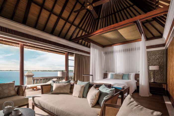 A Glance Over Four Seasons Bali