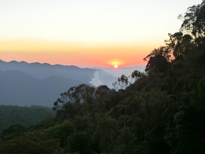 About Itatiaia National Park