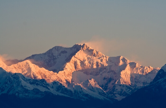 About Kanchenjunga