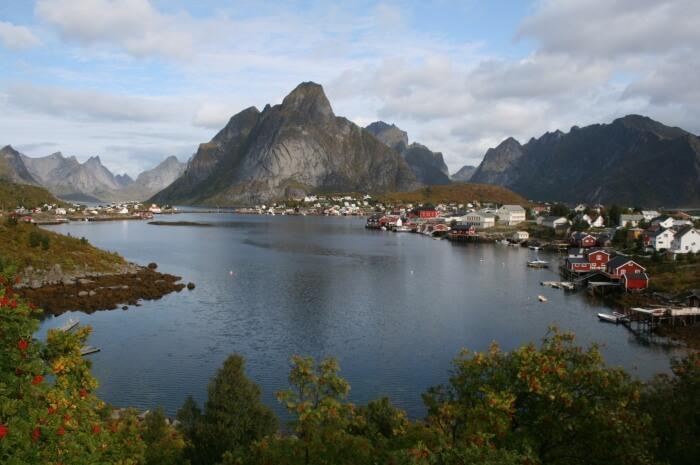 About Lofoten Islands