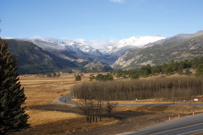 Outstanding Mountain view