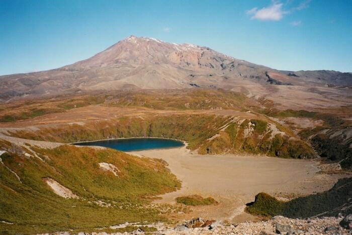 About Tongariro