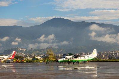 Airports in Kathmandu