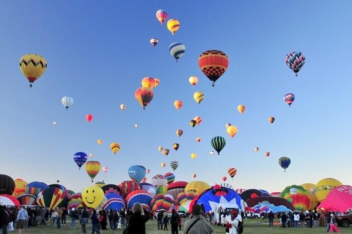 Alburquerque International Balloon Festival
