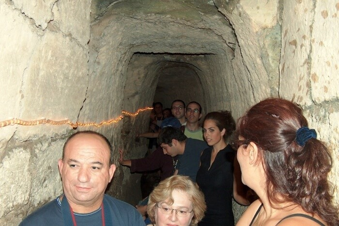 Alona Water Tunnels