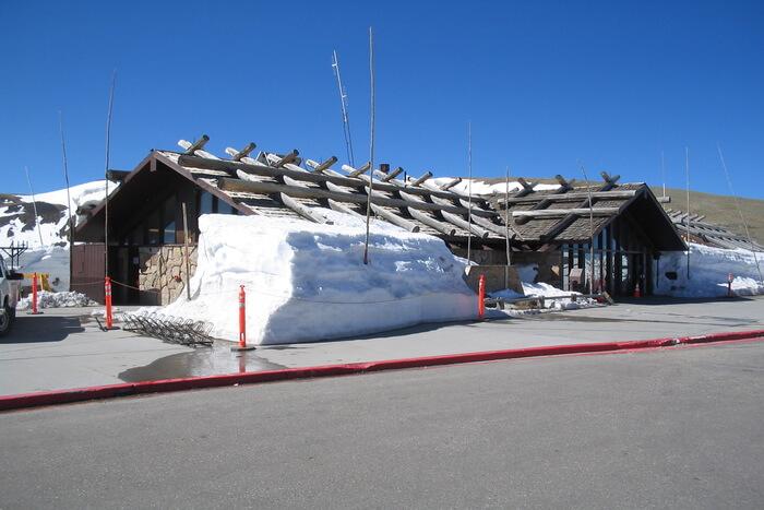 Alpine Visitors Center
