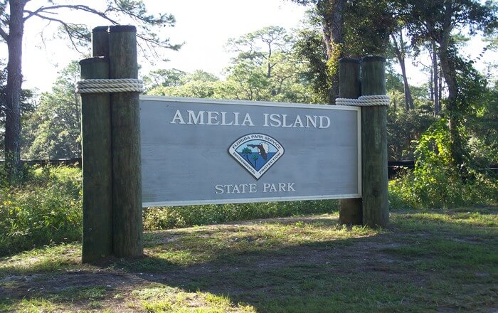 Amelia Island in Florida