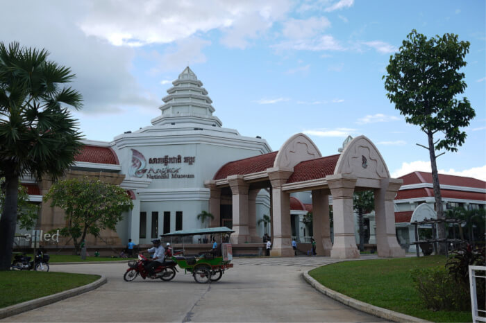 Angkor Panorama National Museum