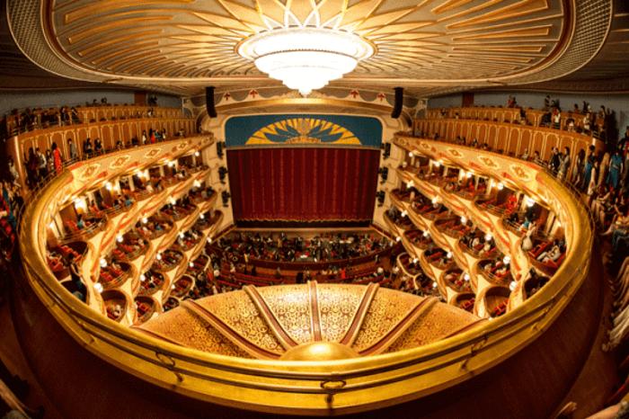 Astana opera