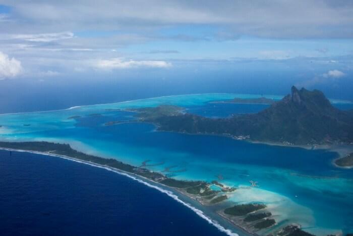 Atolls of the Maldives