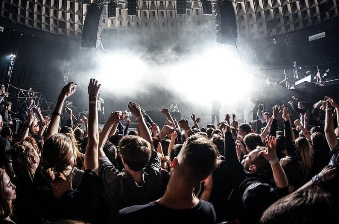 Attend a concert