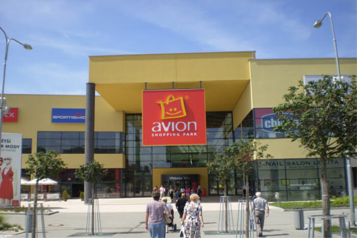 Avion Shopping Park