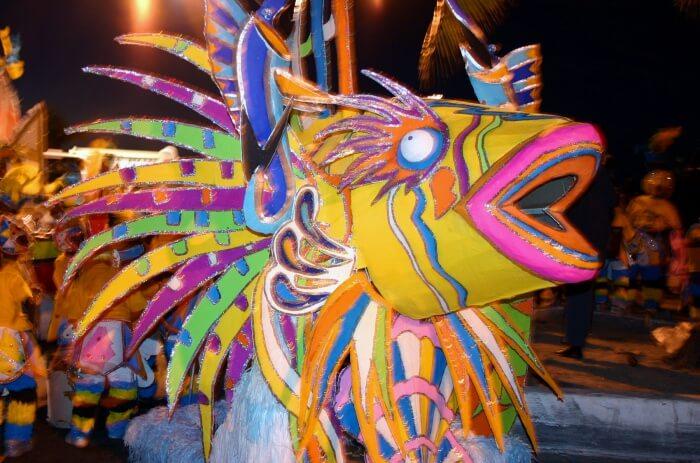 Bahamas Annual Junkanoo Festivals
