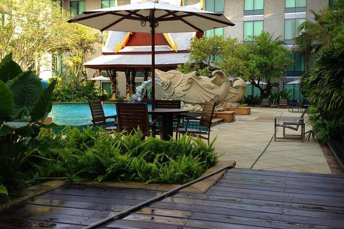 Bangkok 3 Star Hotels Thailand