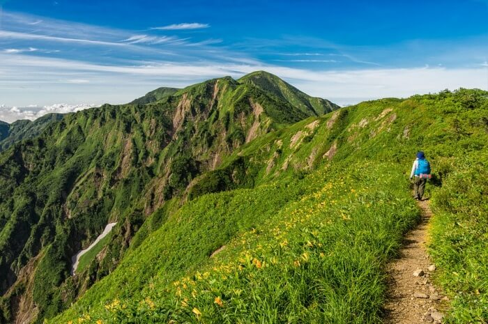 Best Time For Trekking In Japan
