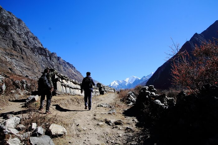 Visit Langtang Valley