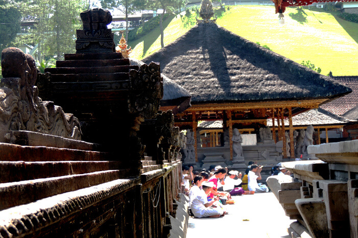 Best Time To Visit Tirta Empul temple