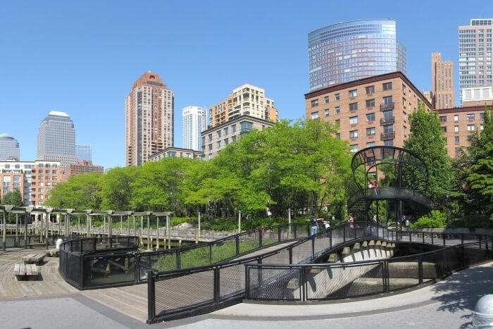 Best Time to Visit Battery Park In New York