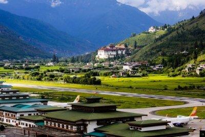 Airports bhutan Cover