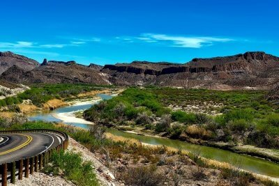 Big Bend National Park,USA
