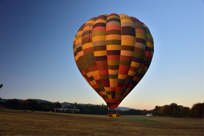 Bill Harrop's Balloon Safari