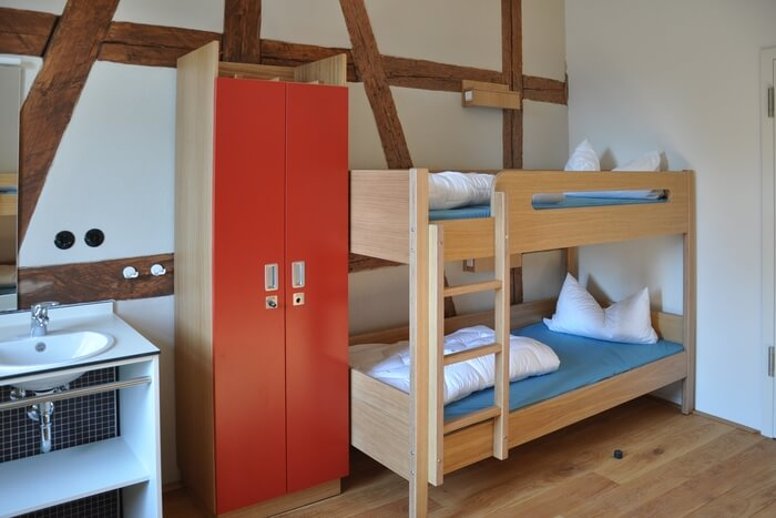Stylish hostel