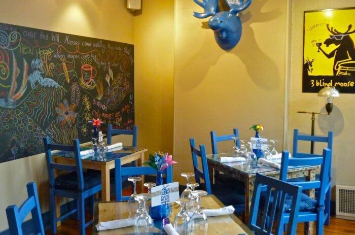 Blue Moose Restaurant and Café